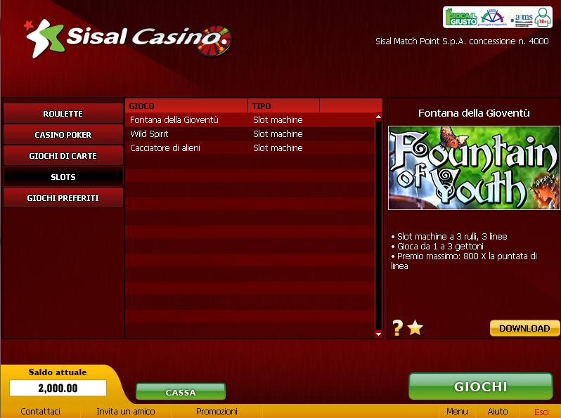 Casino iziplay