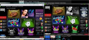 888 client web e software