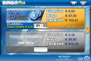 bingo club sale