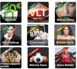 izi welcome bonus 300x270 iZi Play Casino   Bonus